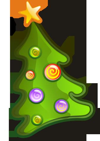 Новогодние и рождественские елки со всего мира 2012-2013 года 2