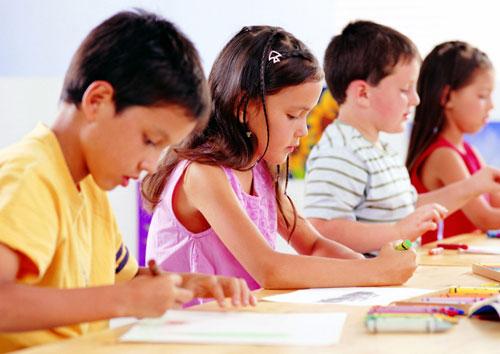Чем и как рисуют дети 1