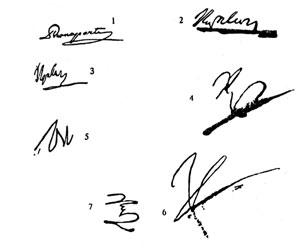 Почерк в поисках объяснения и понимания 1