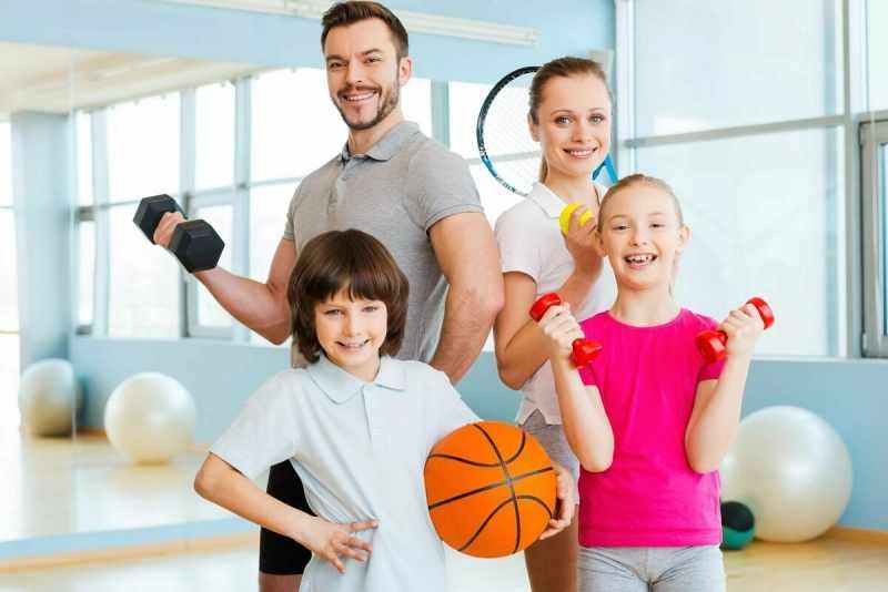 Семья и здоровый образ жизни 2