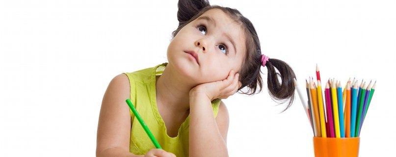 Диагностика внимания у детей от 3 до 10 лет 1