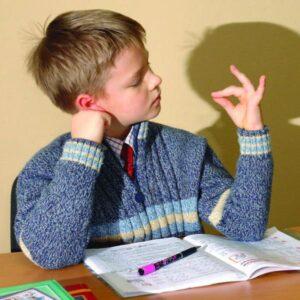 Диагностика внимания у детей от 3 до 10 лет 2