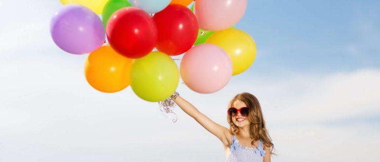 Идеи как красиво оформить день рождения ребенку 7