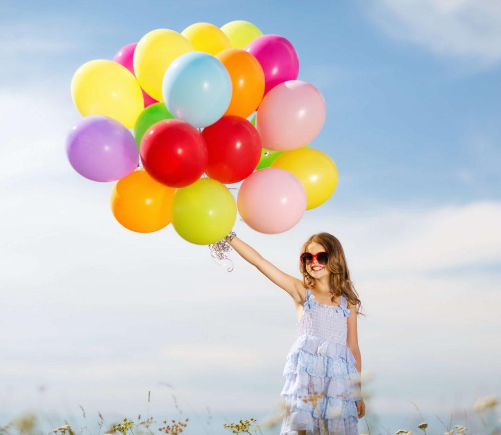 Идеи как красиво оформить день рождения ребенку 1