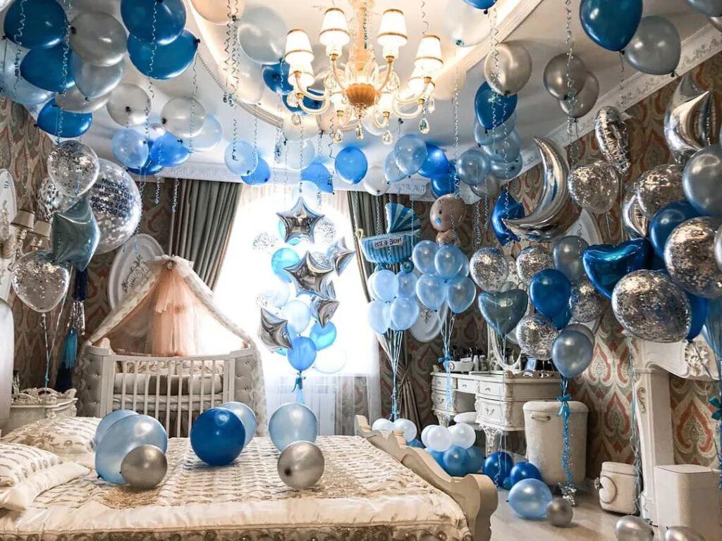 Идеи как красиво оформить день рождения ребенку 2