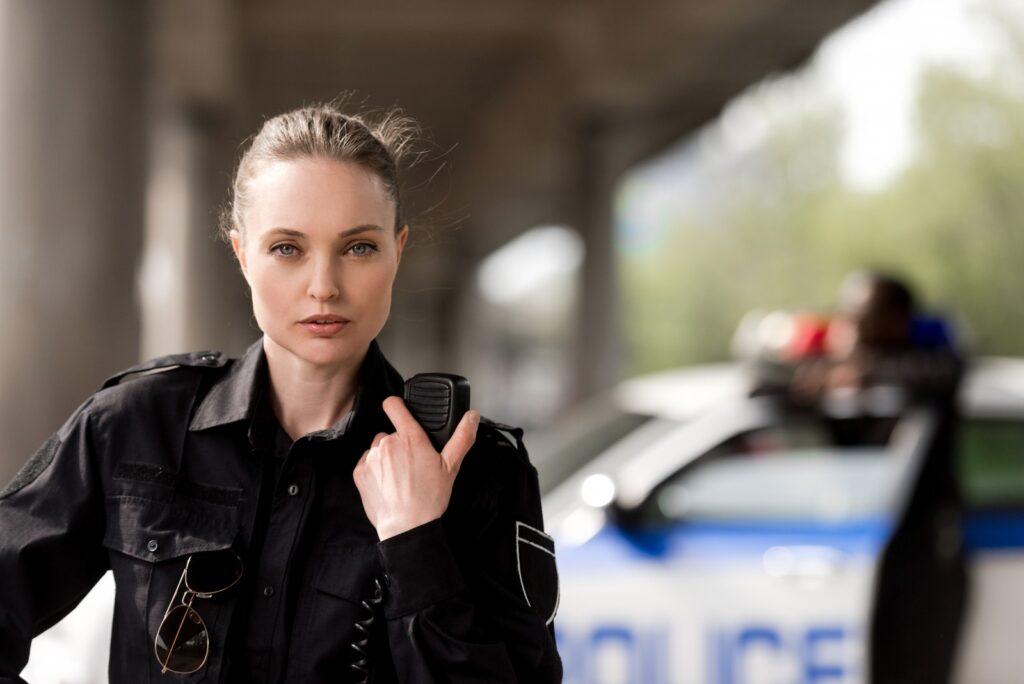 Профессия полицейский 2